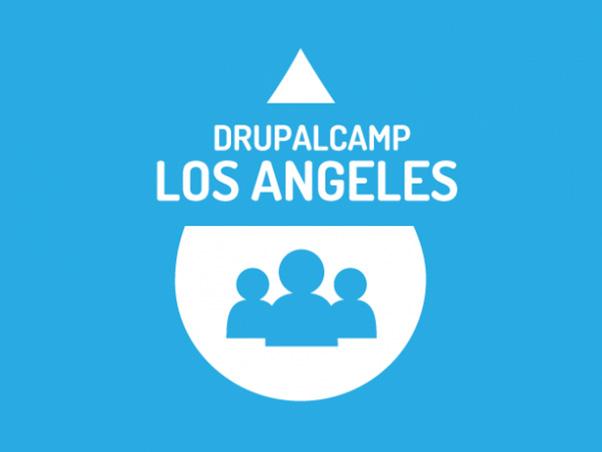 Sagetree invades Drupal camp Los Angeles